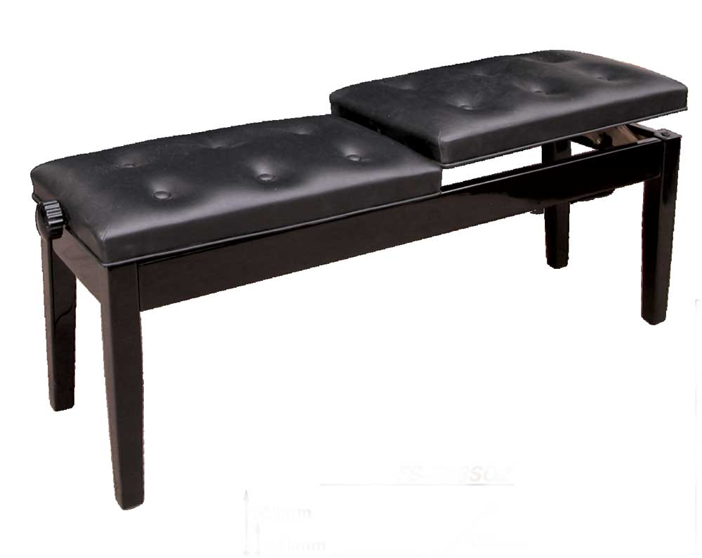 Buy Adjustable Piano Bench Music Gift Music Furniture
