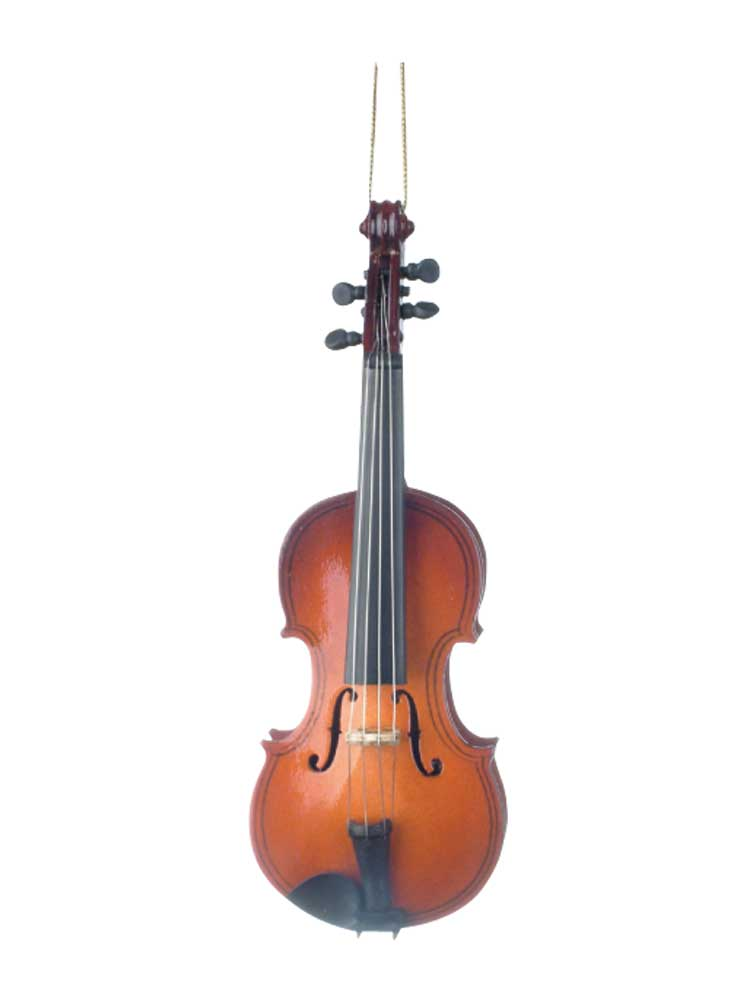 Violin Christmas Ornament | Music Gift | Christmas | Music Ornaments ...
