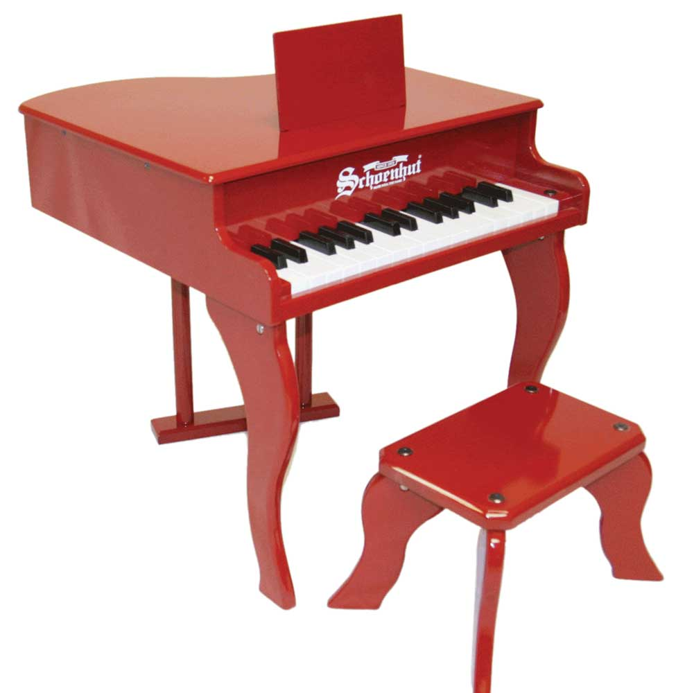 buy 30 key fancy baby grand toy piano music gift music. Black Bedroom Furniture Sets. Home Design Ideas