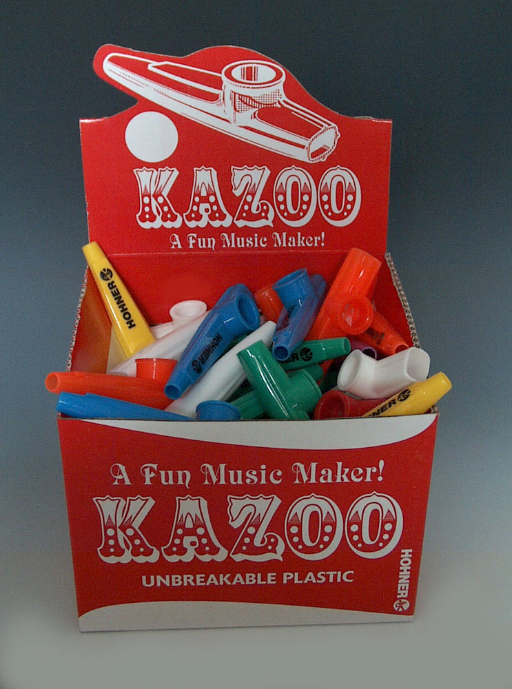buy institutional hohner kazoo music gift music toy. Black Bedroom Furniture Sets. Home Design Ideas