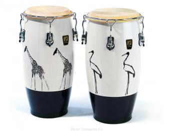 "10"" AFRICAN KPANLOGO Next to the djembe this is one of the most popular drums originating from Ghana. Its sound make it ideal for many different playing situations; from African rhythms to Caribbean and Brazilian styles. Also typical ""conga like"" rhythms"