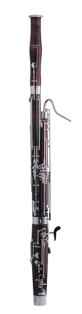 C Heckel SystemSelect Maple BodySilver-Plated Keys2 BocalsComplete Outfit includes Case.