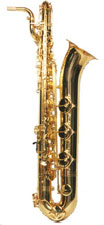 Key of Eb This French-design instrument has a low A to F# range and features power-forged keys. Includes mouthpiece; swab cloth; strap; and deluxe case. Key of Eb French-design Low A to F# range Power-forged keys Includes a deluxe caseGold Lacquer Body an