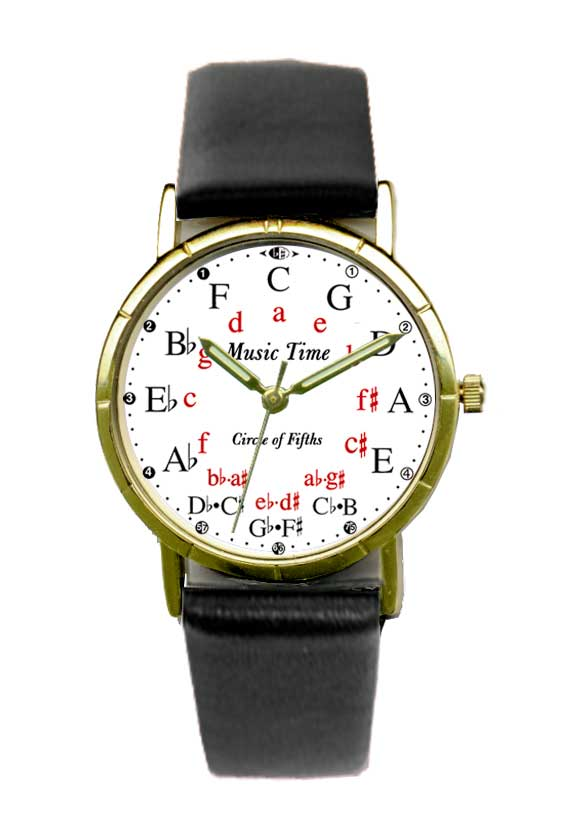 Buy Circle Of Fifths Watch