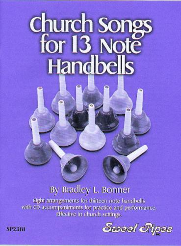 13-NOTE DESKBELL MUSIC/CD PAC By Bradley L. Bonner The arrangements are supported by two exciting CD accompaniment tracks for young players. The first CD track contains the melody while the second track is recorded minus the melody. Included with the scor