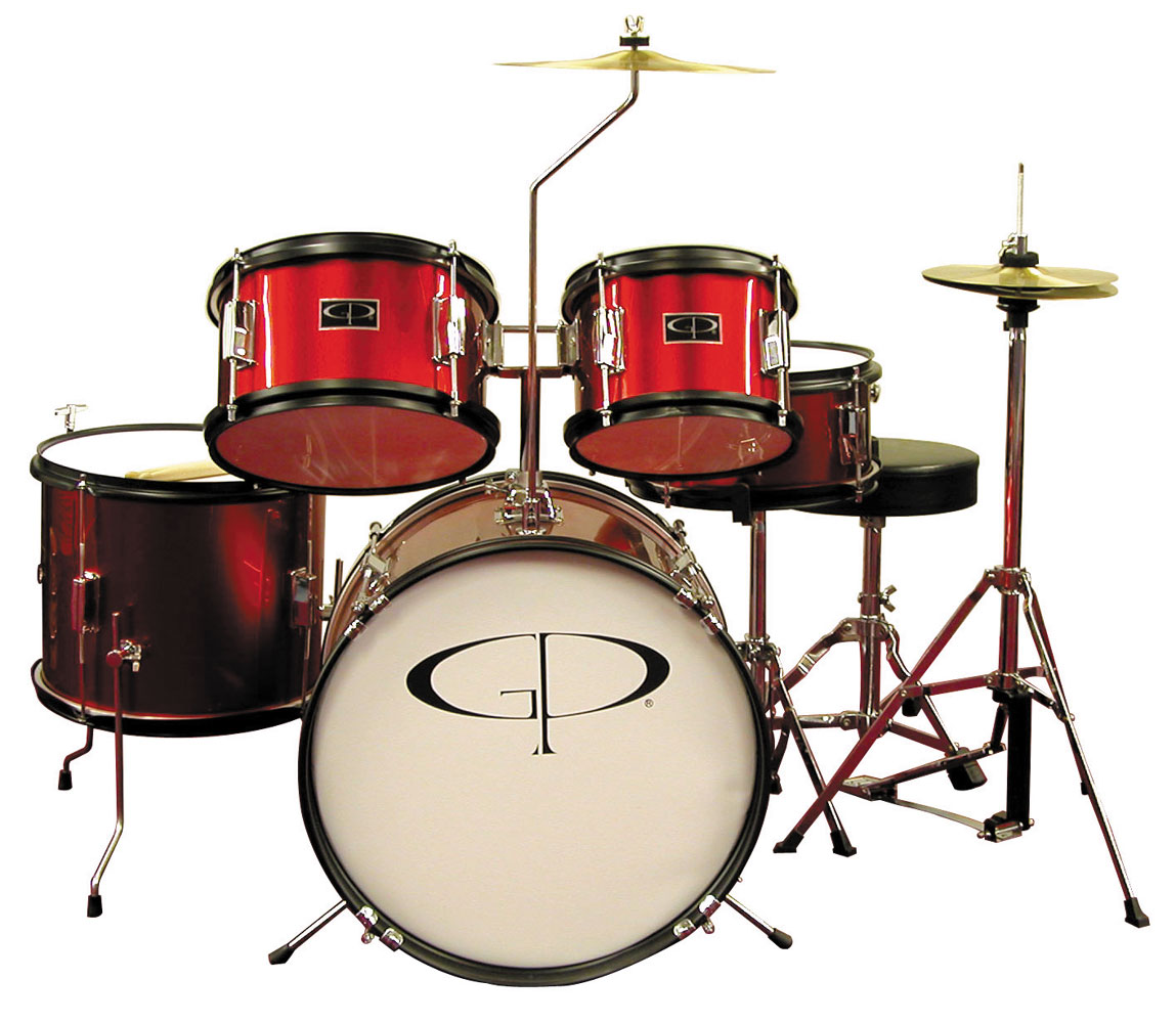 buy junior set 5 pc drum set music instruments orchestra band percussion instruments. Black Bedroom Furniture Sets. Home Design Ideas