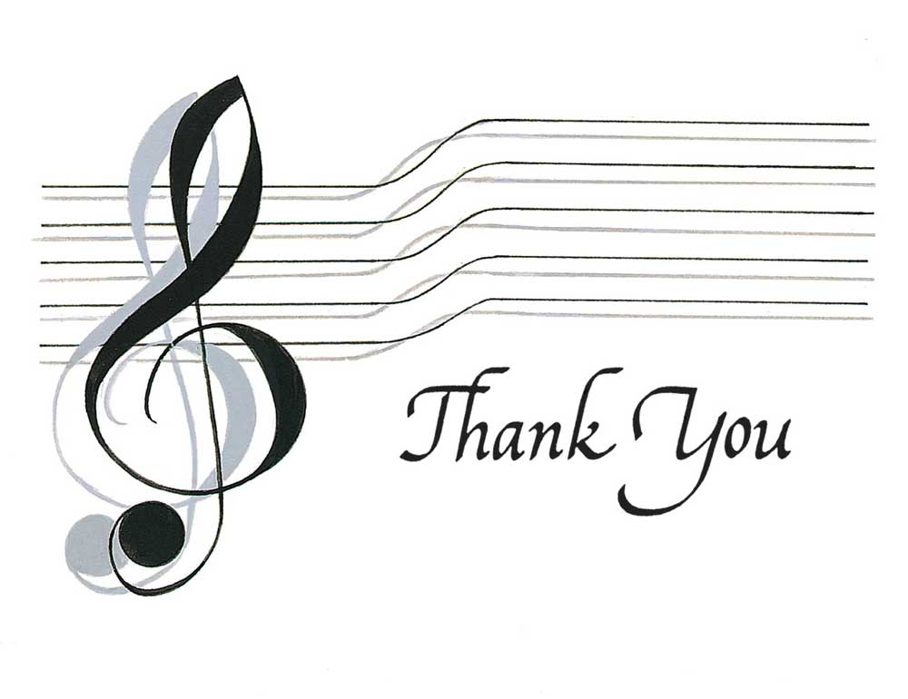 ... THANK YOU CARDS | Music Stationery | Greeting Cards | Music Cards: www.musictreasures.com/music/viewitem.asp?idproduct=32099