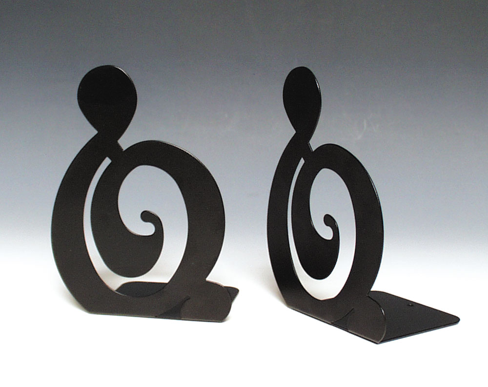Buy g clef bookends music stationery music bookend - Treble clef bookends ...