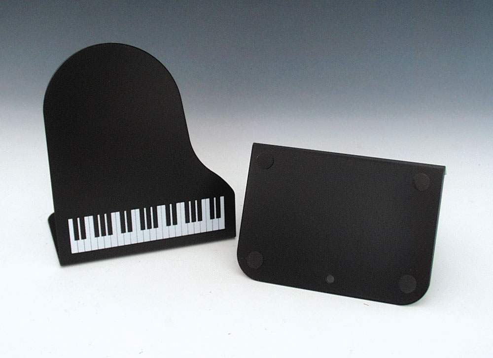 Buy Piano Shaped Bookends Music Stationery Music Bookend