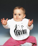 Music Apparel for sale!  Music Treasures Co. has an extensive line of music apparel for the music lover.  Unique, orginal and exclusive designs make up the mix of music apparel offered!
