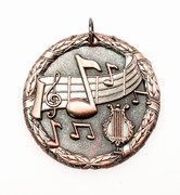 Music Award Medal