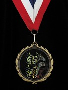 Medallion Holder Large Award Medal