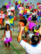 Dance Activities that blend fantasy and fun that allow children to perform basic movements and foundations to build co ordination, confidence and participate in group activities that build and reinforce social skills.  Dance Activities make a happy, social child!