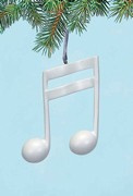 Music Ornaments, Music Instrument Miniatures, Music Christmas Cards are all included in this Music Christmas category!  Musicians love music related gifts and these are reminders of their love for music!