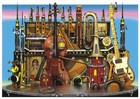 Music Castle Puzzle 1500 PCS