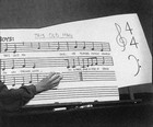 Erasable Music Chart Boards